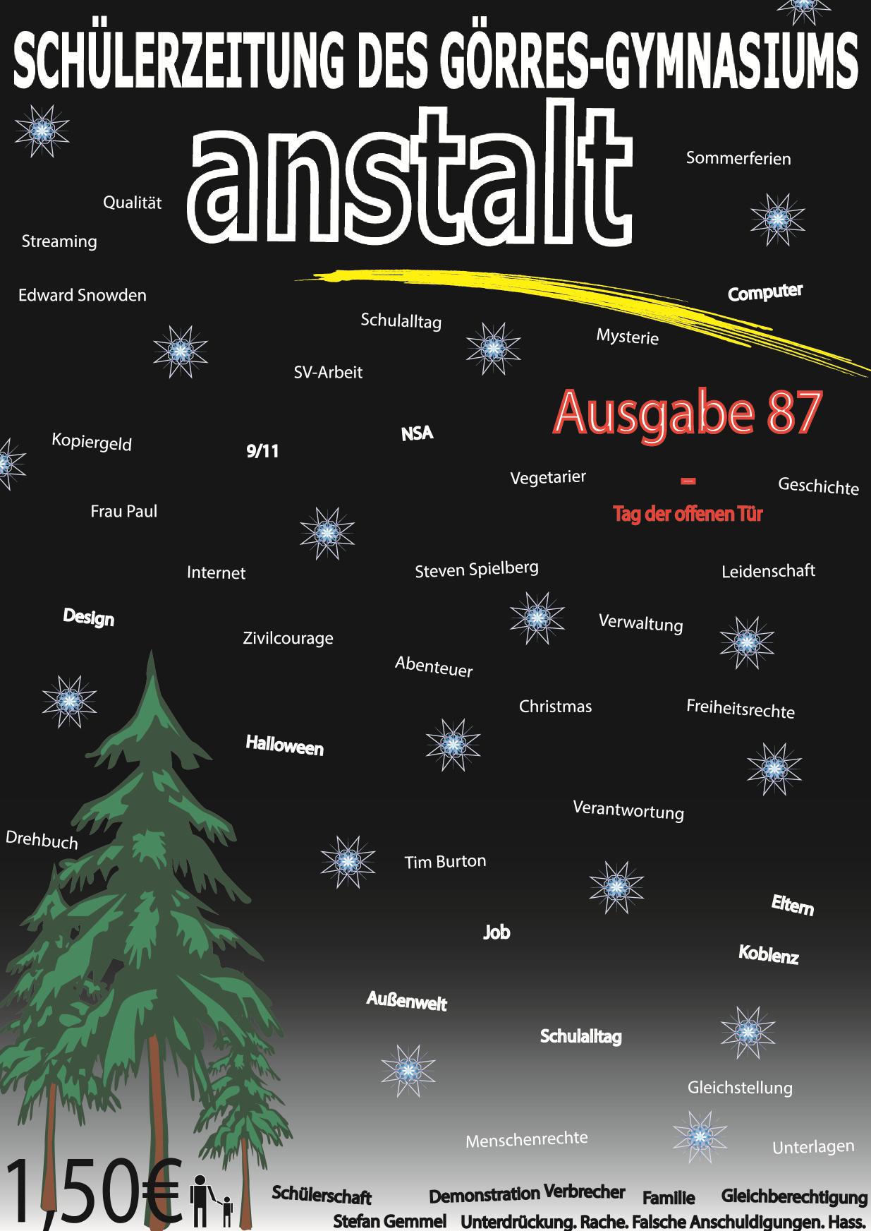 Ausgabe 87_Cover